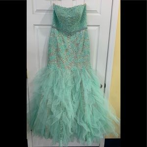 Sherri Hill 11263 formal dress